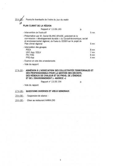 conseil,regional,region,lyon,programme,session,politique,assemblee,pleniere,mars,2013