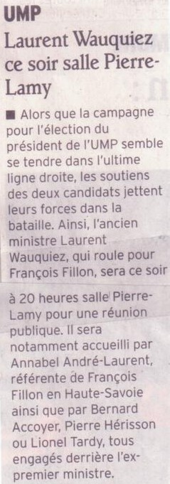 fillon,wauquiez,salle,pierre,lamy,election,presidence,ump,campagne