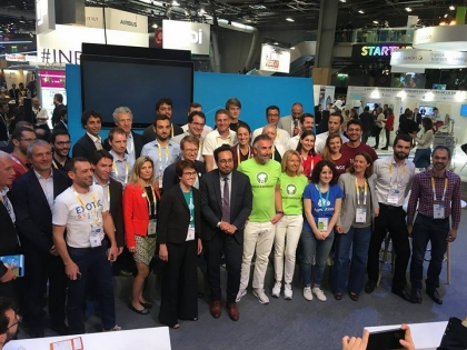 vivatech,paris,salon,inervention