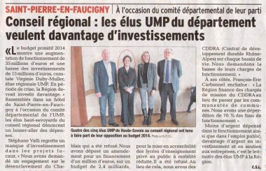 conf,conference,presse,DL,elus,region,UMP,regionaux,budget,