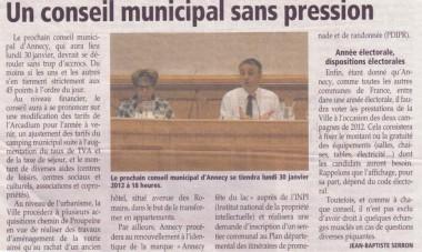 conseil,municipal,annecy,janvier,2012