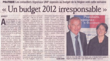buget,region,rhone,alpes,politique,session,budget,primitif,presse,article
